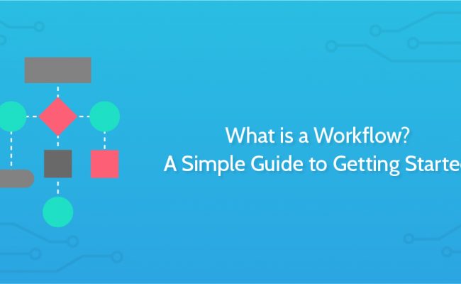 How Does Work Flow Management system Software Work?